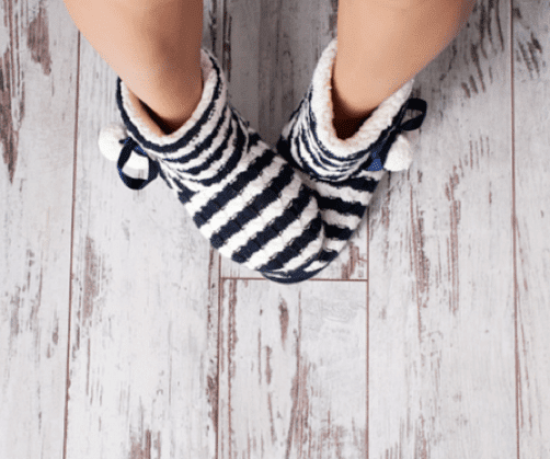 Class Slippers - 20 Creative K-5 Classroom Incentives Your Students Will Love