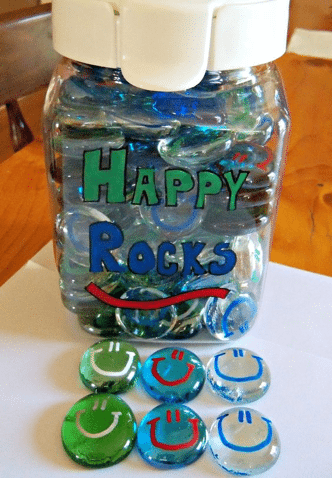 Happy Rocks - 20 Creative K-5 Classroom Incentives Your Students Will Love