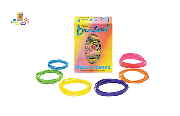 Bright Rubber Bands - 20 Creative K-5 Classroom Incentives Your Students Will Love
