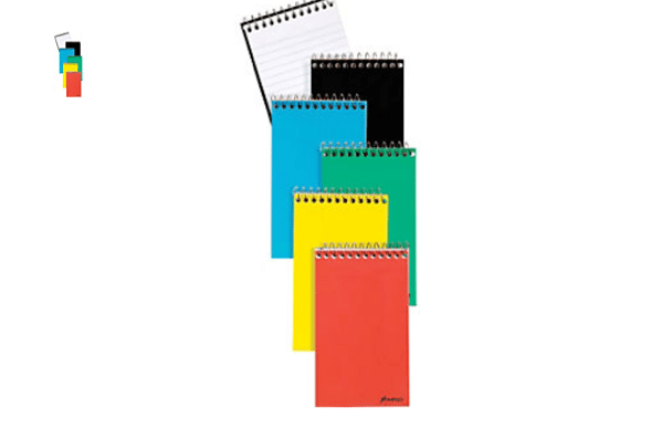 Spiral Notebooks - 20 Creative K-5 Classroom Incentives Your Students Will Love