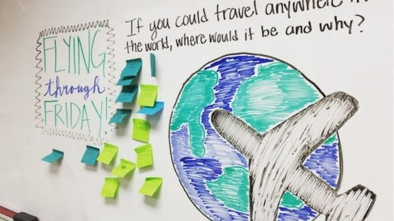21 Classroom Whiteboard Sketches That Prove Teachers Are the Best