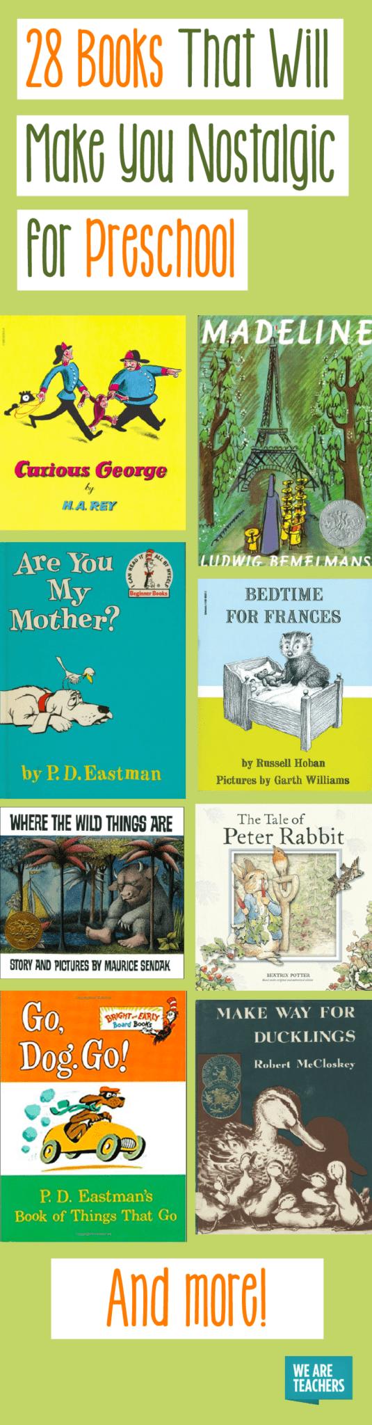 Best Classic Picture Books for the Classroom - WeAreTeachers
