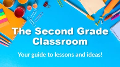 2nd Grade Classroom Guide for lessons and ideas.