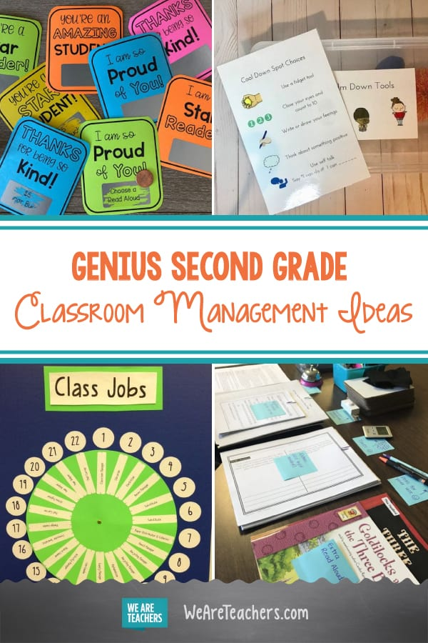 Second Grade Classroom Management Ideas That Are Absolutely Genius