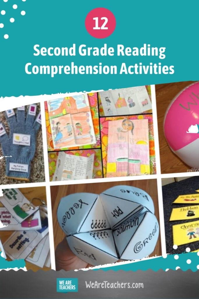 12 Fun Second Grade Reading Comprehension Activities