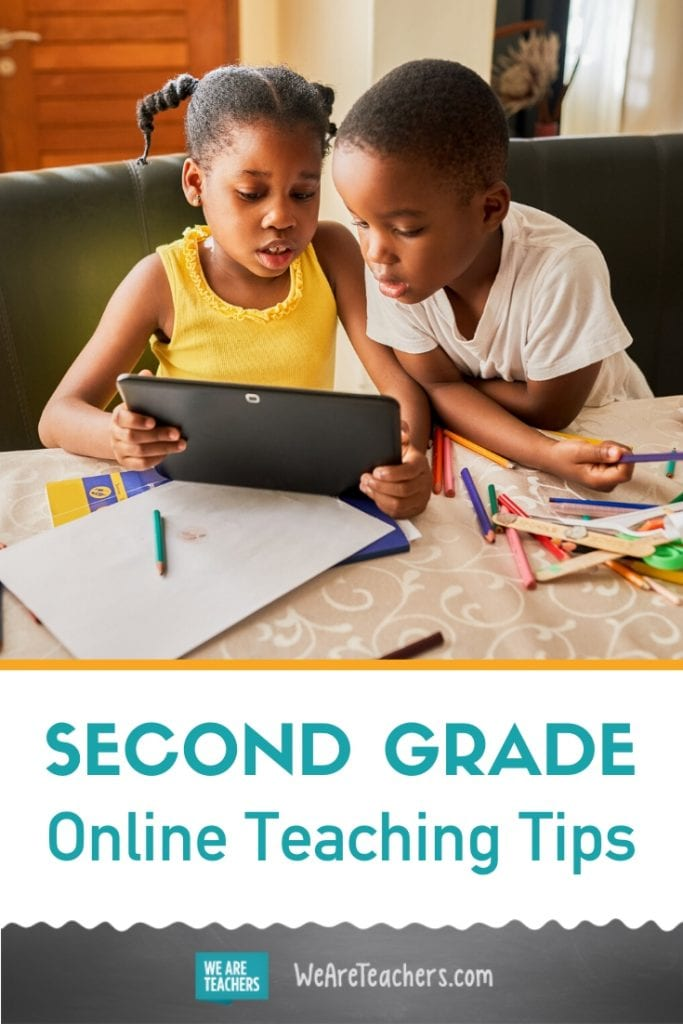 Your Guide to Teaching 2nd Grade Online