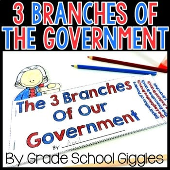teach kids about the branches of government