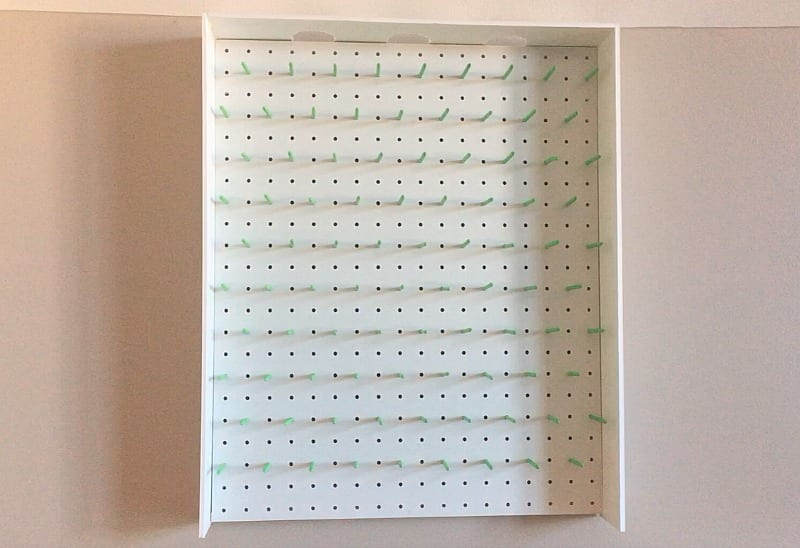 Classroom_Plinko_Peg_Board_and_Foam_Board
