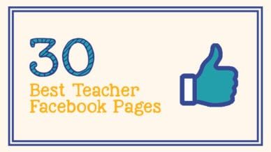 Best Teacher Facebook Pages