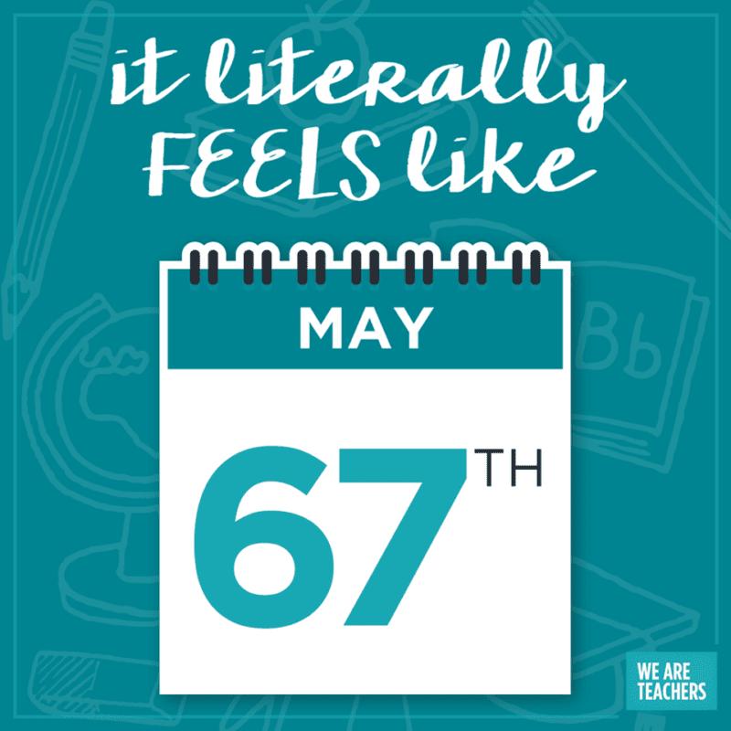 May 67th day
