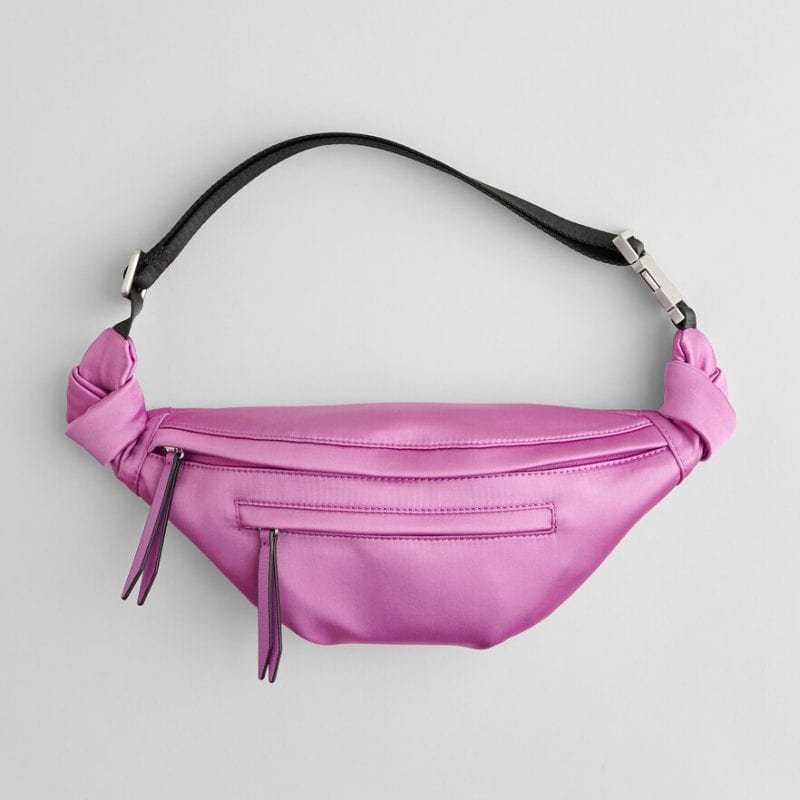 Fucshia Teacher Fanny Pack