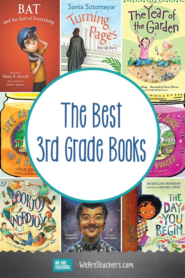 books for 3rd graders to read for free