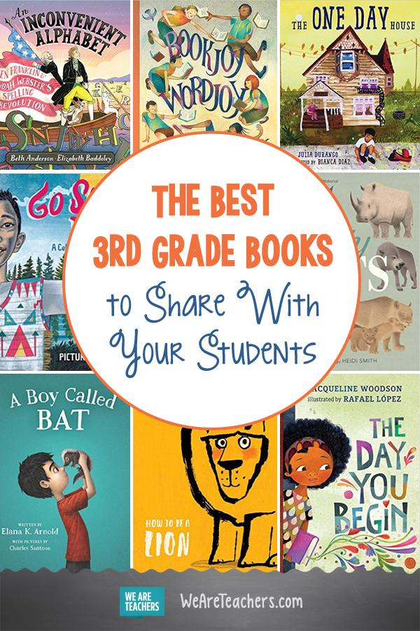 Best 3rd Grade Books As Chosen By Teachers WeAreTeachers