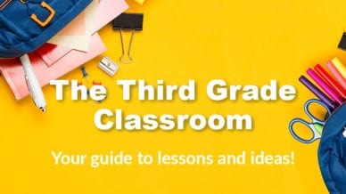 3rd Grade Classroom Guide for lessons and ideas.