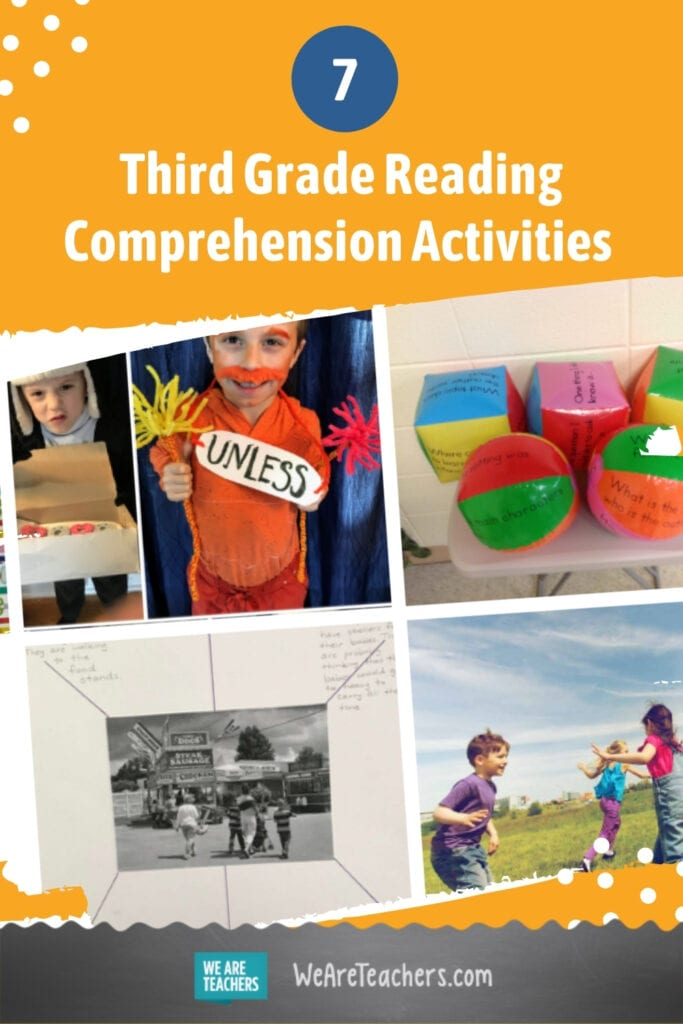 Third Grade Reading Comprehension Activities Your Students Will Love