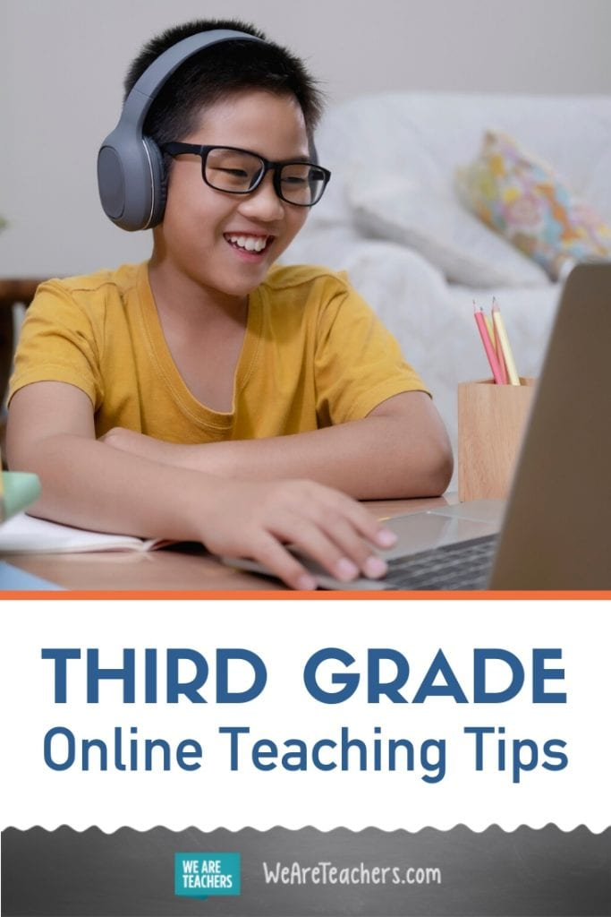 Your Guide to Teaching 3rd Grade Online