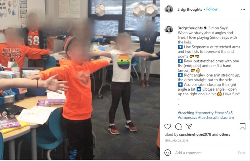 Still of third grade assessment ideas Instagram