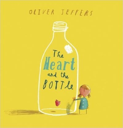 Book cover for The Heart and the Bottle