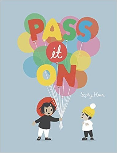 Book cover for Pass It On