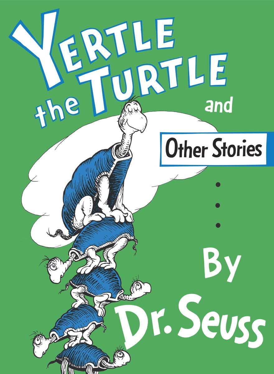 3 Read Yertle The Turtle
