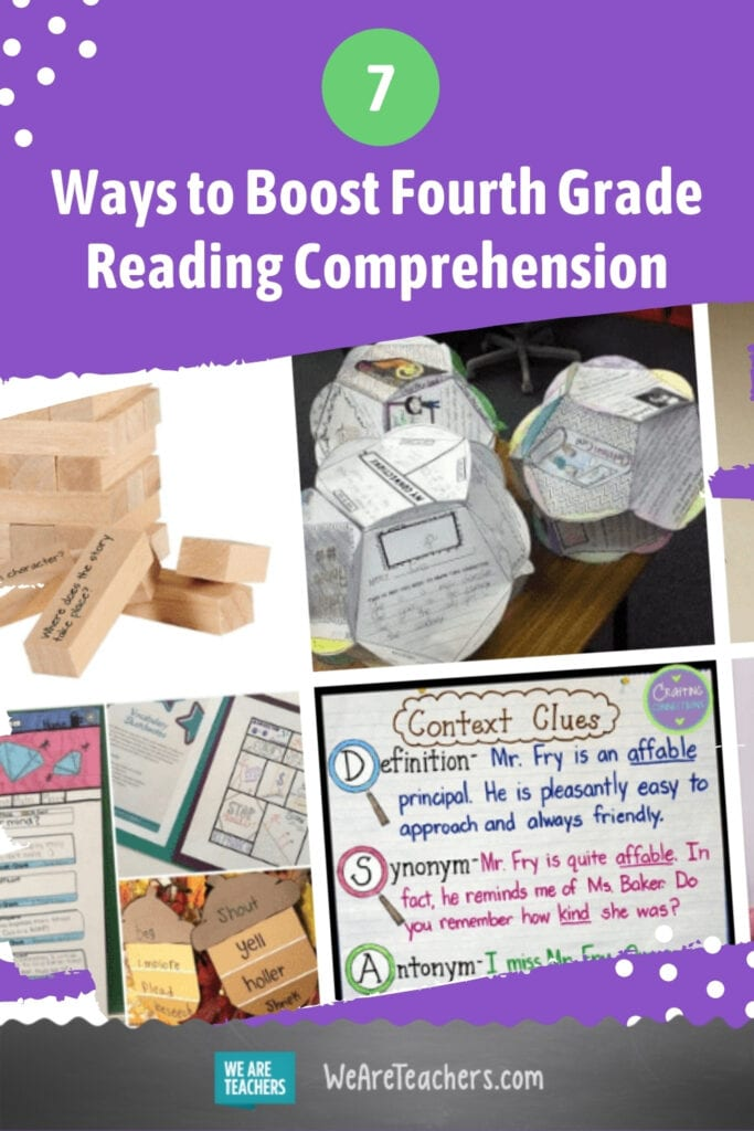 7 Ways to Boost Fourth Grade Reading Comprehension