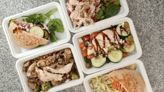 5 Meals with one rotisserie chicken