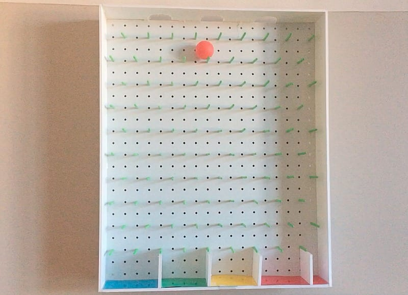 Classroom_Plinko_Peg_Board_and_Ping_Pong_Ball