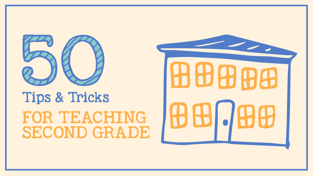 9cc70cef4 Teaching 2nd Grade - 50 Tips   Tricks from Teachers Who ve Been There