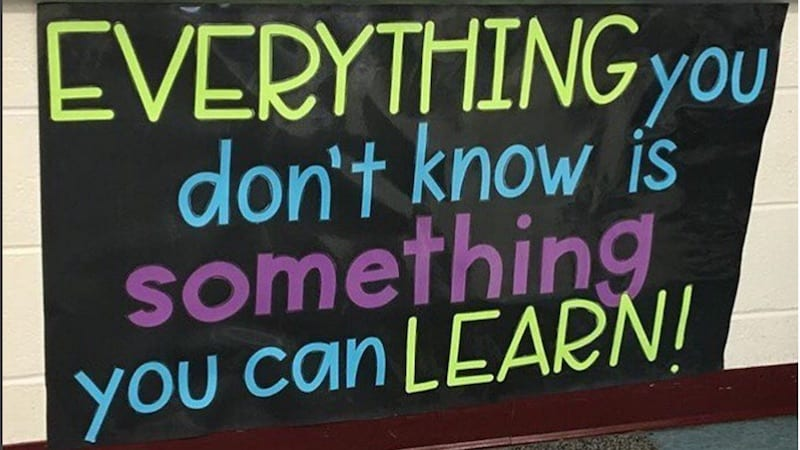 50 of our all time favorite classroom quotes