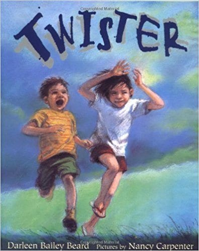 Book cover for Twister