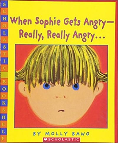 Book cover for When Sophie Gets Angry—Really, Really Angry