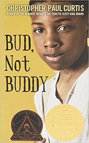 Bud Not Buddy book cover