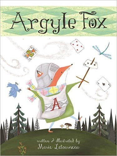 Book cover for Argyle Fox