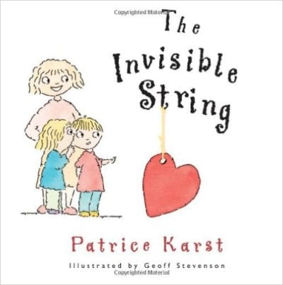 Book Cover for The Invisible String