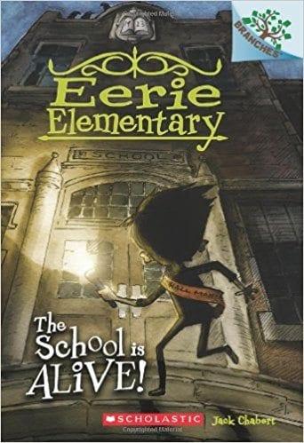 Eerie Elementary: the School is Alive!