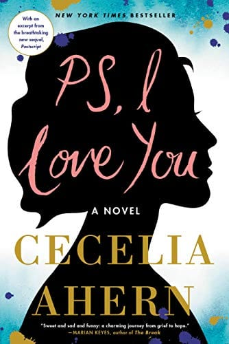 PS, I Love You book cover.