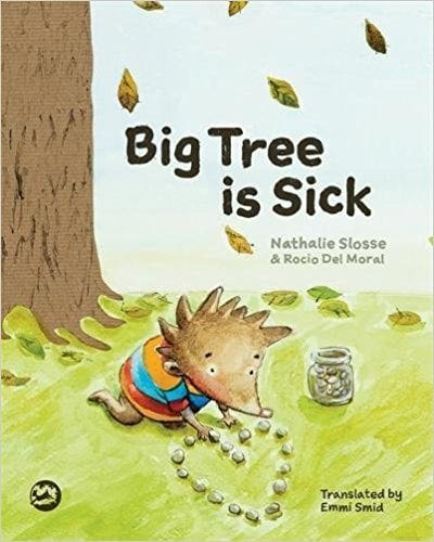 Book cover for Big Tree is Sick
