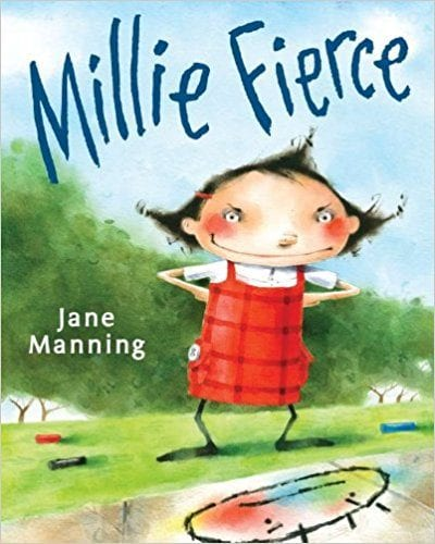 Book Cover for Millie Fierce