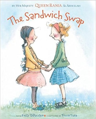 Book cover for The Sandwich Swap