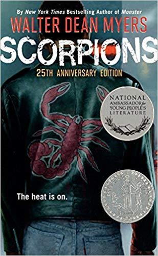 Scorpions book cover