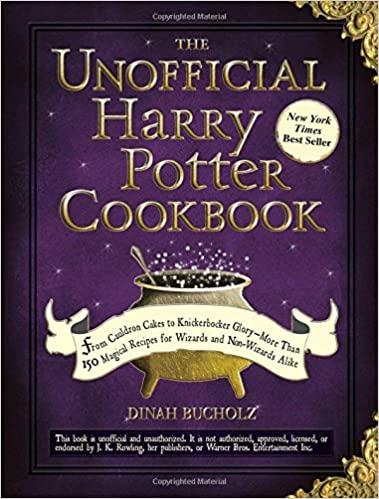 Harry potter Cookbook