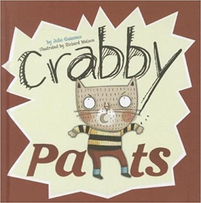 Book cover for Crabby Pants