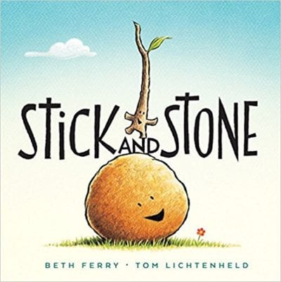 Book cover for Stick and Stone