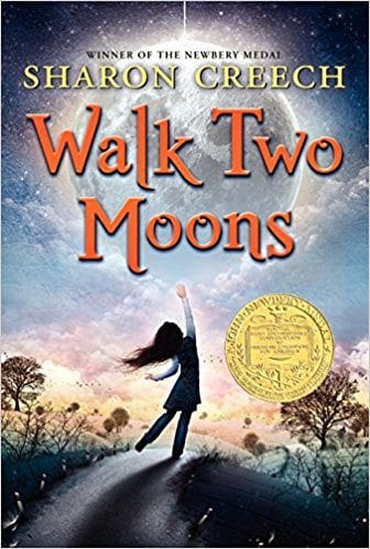 Walk Two Moons book coverv