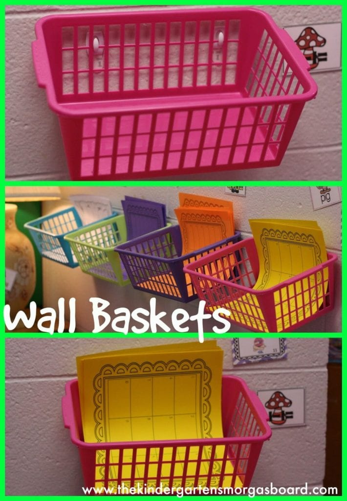 10 Creative Ways to Organize Your Classroom Turn-In Bin