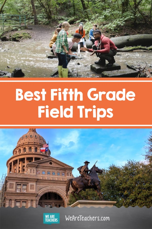 Fifth Grade Field Trips (Virtual and In-Person) That Rock!