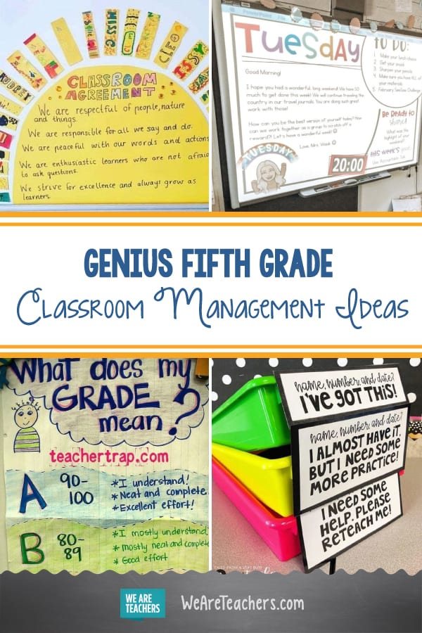 The Fifth Grade Classroom Management Ideas You Need For a Great Year