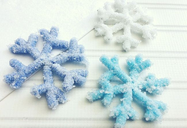 5th Grade Science Crystal Snowflakes Little Bins for Little Hands