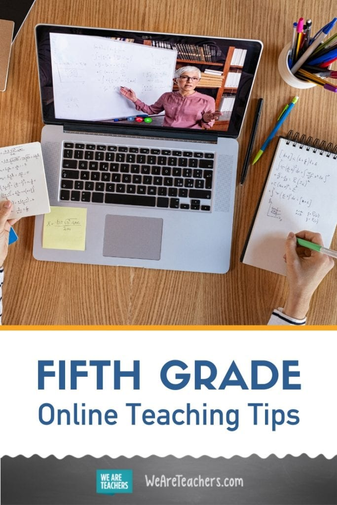 Your Guide to Teaching 5th Grade Online
