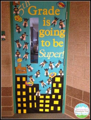 Superhero Classroom Theme Ideas From Weareteachers